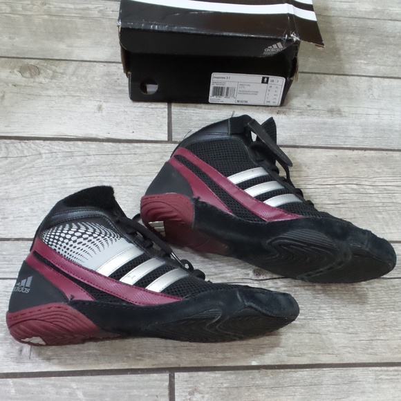 hot sale online 4cedf 31c02 adidas Other - Adidas Response 3.1 Wrestling Shoes